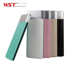 Customized logo Mini Premium 6000mAh Portable Charger External Battery Power Bank For <strong>Mobile</strong>