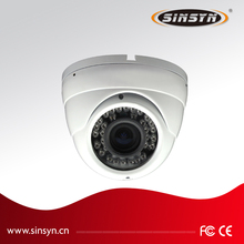 The economical security cctv 720P AHD cctv dome camera