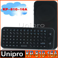 Keyboard KP 810 16A 2.4GHz Wireless 3 Axial Gyro tv remote control