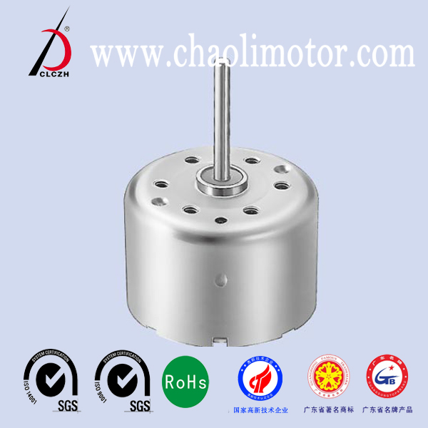 china small brushed dc motor rf300 with low noise for DVD and home products