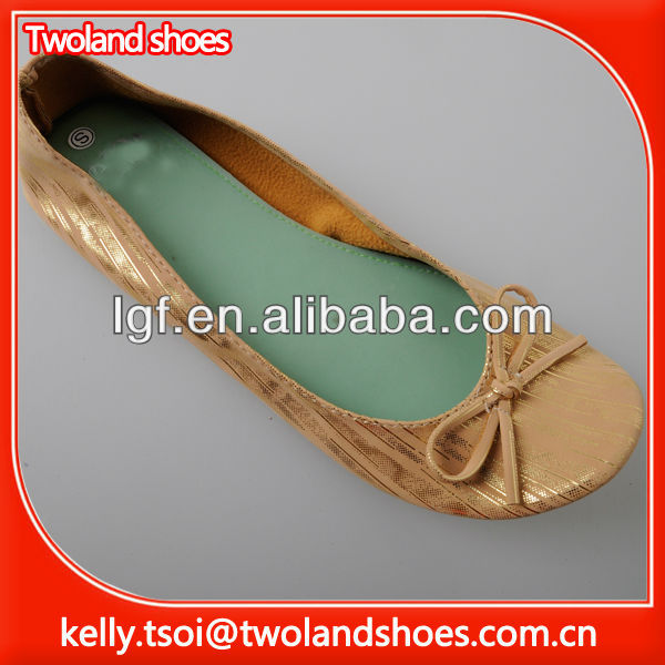 with trim hot rolled ballet flats