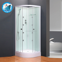 new designed mobile shower room tempered glass distributors wanted 900x900mm single shower room