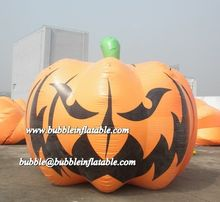 3m pumpkin ground balloon for party decoration/inflatable balloon