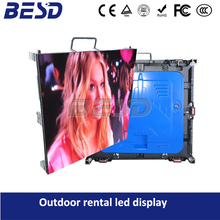 Factory price for led screen water proof outdoor rental led screen LED displayP4.81 P3.91 P5 p6 p8 p10 for the customers size