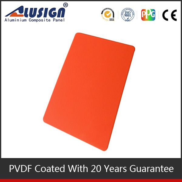 Alusign wide selection aluminium cladding weight
