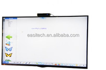 100inch school smart classroom interactive electronic whiteboard, smart touch board