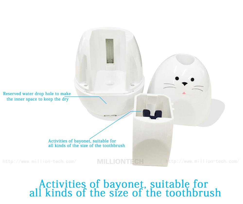 2016 Mini Cute toothbrush sanitizer BD9004