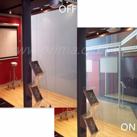 Prima PDLC smart film switchable film for doors and windows