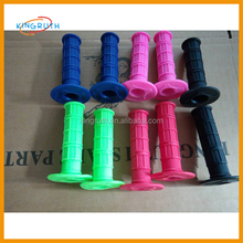 Colourful handgrip from KingRuth company/motorcycle hand grip