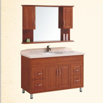 DOMO High Quality Single Basin Modern Bathroom Cabinets