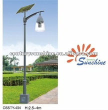 2012 New Design XH8231 E27 3W Outdoor Led Floor Garden Light