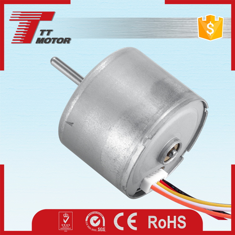 Electric 12v torque brushless ultra low noise motor
