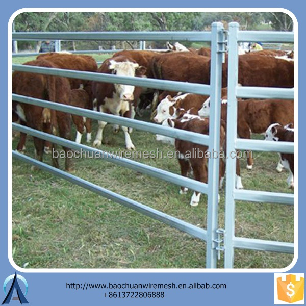 Anping Baochuan Cattle Rail fence