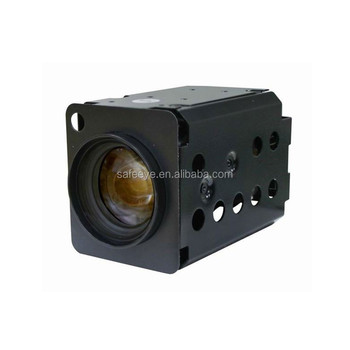 1200tvl sony cmos super HD zoom camera module support LVDS output