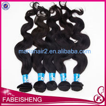 women brazilian hairpiece made of human hair in fashion bodywave style