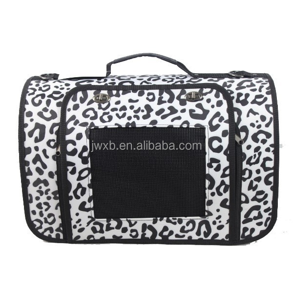 Pet Transport Box Portable Pet Carrier