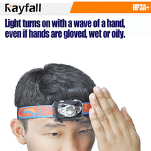 Wholesale duracell brand AAA BATTERY Hunting Led Headlamp battery operated