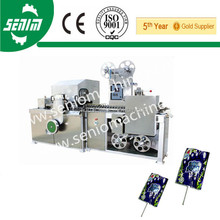 2014 Newest Irregular Shape lollipop Forming and Four-side Wrapping Machines