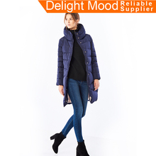 Luxury fashion winter clothing women winter coat. sexy women down coat