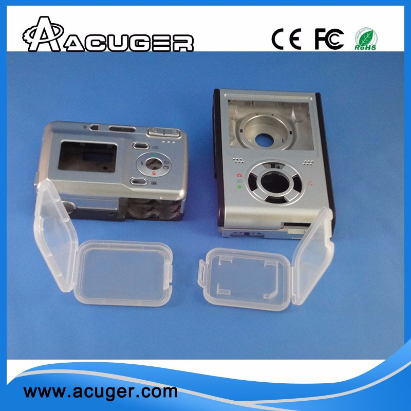 Good price air ejector plastic injection mould plastic injection for digital fittings