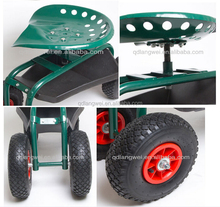 Goog Quality Rolling Garden Scooter