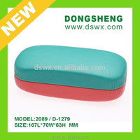 high quality and vintage personalized hard pu leather glasses case, pu leather glasses cases , glasses cases pu leather supplier