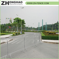 Bulk sale Factory price Professional Powder Coated temporary construction fence panels