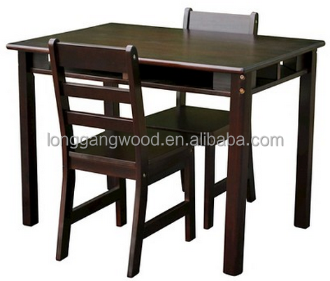 High Quality Wooden Furniture Colorful Kindergarton Table And Chair Kids Table And Chair Set