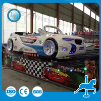 High quality products! China supplier amusement play car racing games sliding car flying car for sale