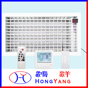 Wireless Remote Control Air Grille