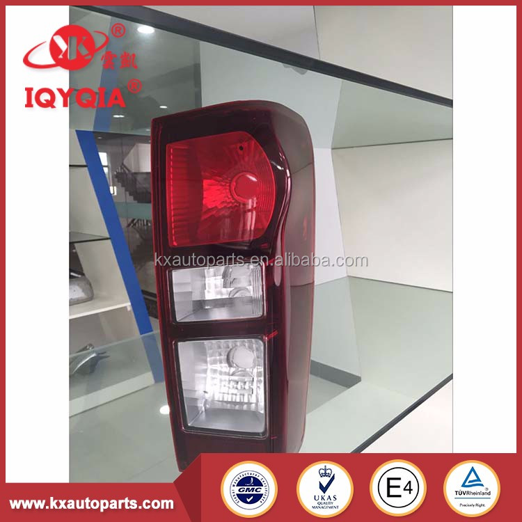 New Technology auto led tail light bulb for ISUZU D-MAX 2012-
