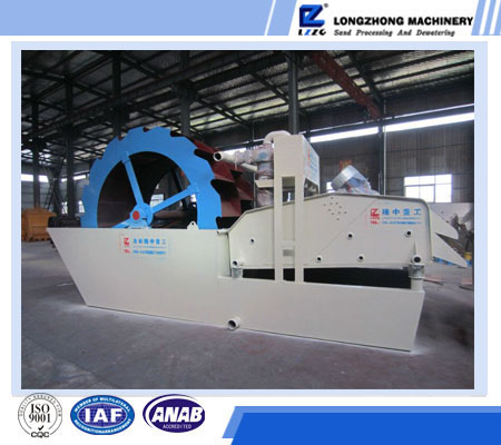 High quality industrial sand washing and extraction machine