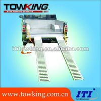 car lift ramps steel loading ramp anti-skid steel car ramp
