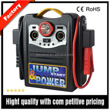 Hot sale! 2 in 1 Car jump start jump start air compressor