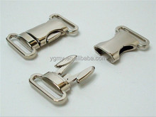 Side Release Metal Buckle Silver for 550 Paracord Bracelets Bag Accessories