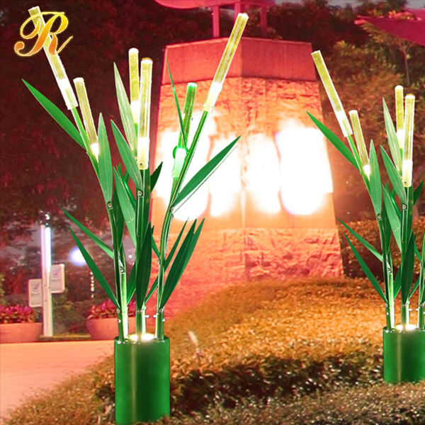 2015 LED light table tree flower centerpieces- LED reed lamp