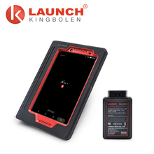 Latest Version 8.0 inch touch screen can diagnose the electronic control system Launch X431 V auto repairing tool