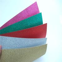 Fiber Optic Light Glitter Paper Bags with Velcro Closure