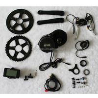 Electric Motorized Bicycle Hub Motor Convertion Bike Gas Engine Kit With Battery