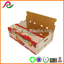 China Supplier Fruit & Vegetable Packing Box