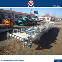 tile board all-in-one concrete floor deck forming machine manufacturer