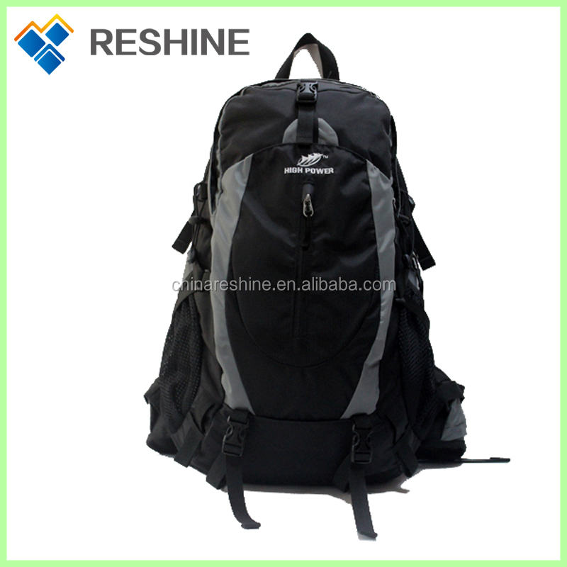 China wholesale custom backpack waterproof climbing backpack travel bag cover