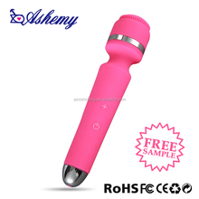 Rubber dildo sex machine sex toy for women
