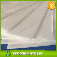 PP nonwoven fabric use in disposable white tablecloths,recycled tablecover to Italy market