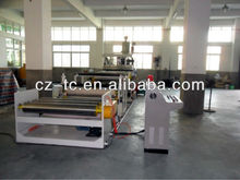 SJ-2400mm sheet/film laminating machine for plastic extrusion