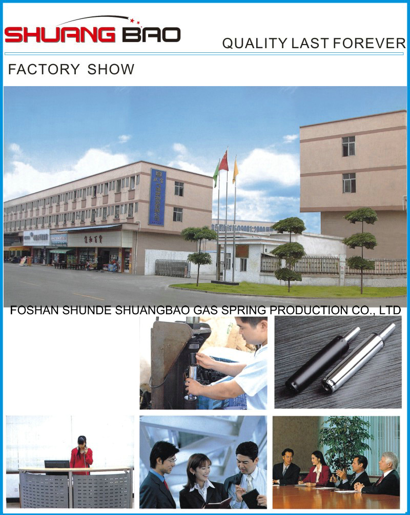 OEM Hardware high quality gas spring for furniture