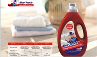 Blue-touch los detergentes para ropa