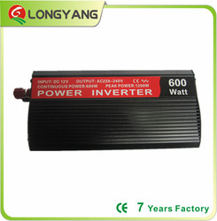 600W off grid solar power inverter car power inverter made in China