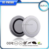 2015 New Mobile Accessories Universal QI Wireless Charger Charging Pad