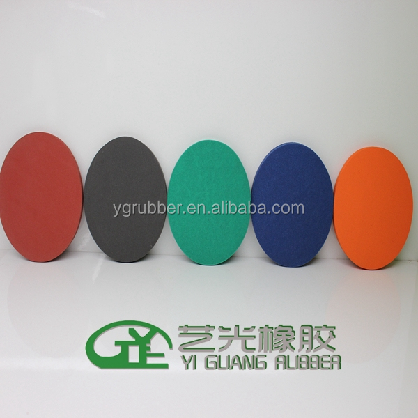 soft silicone rubber foam sheet for Heat Press